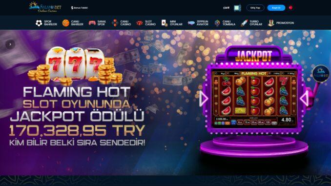 Salamisbet Mobil Casinoda Hız Nasıldır